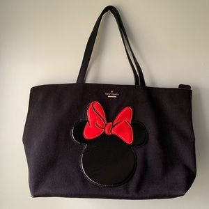 Kate Spade Minnie Mouse Francis Tote
